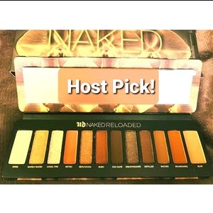 Urban Decay Naked Reloaded Palette 🤎🤍🧡❤️